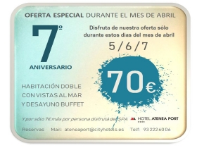 7TH ANNIVERSARY SPECIAL OFFER