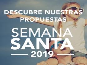 DISFRUTA DE NUESTRA TARIFA ESPECIAL SEMANA SANTA.