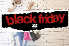 BLACK FRIDAY! BOOK NOW: UP TO 30% DISCOUNT