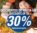SUPER OFERTA VENDA ANTICIPADA!!! 30% DESCOMPTE