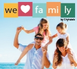 WE LOVE FAMILY! EVERYTHING IS READY FOR YOUR FAMILY HOLIDAYS