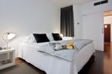 ROMANTIC STAY IN BARCELONA. ATENEA CALABRIA APARTAMENTS 3*