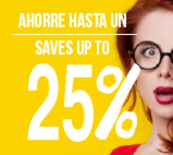 SALES  AT HOTEL AMIC HORIZONTE!