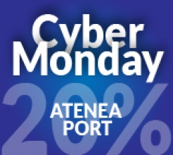 CIBER MONDAY! BOOK TODAY WITH 20% DISCOUNT.