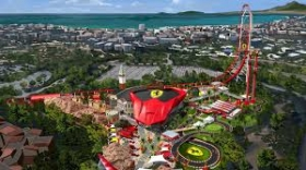 ENJOY OF ONE NIGHT OF STAY AND 1  DAY ENTRANCE FERRARI LAND
