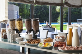 IF YOU STAY 2 OR MORE DAYS:BREAKFAST HALF PRICE! ATENEA AVENTURA APARTHOTEL 4*