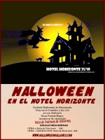 HALLOWEEN A L'HOTEL AMIC HORIZONTE