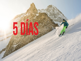 SUPER SKI OFFER 5 DAYS