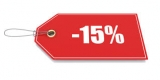 SPECIAL SPRING  OFFER 15% DISCOUNT