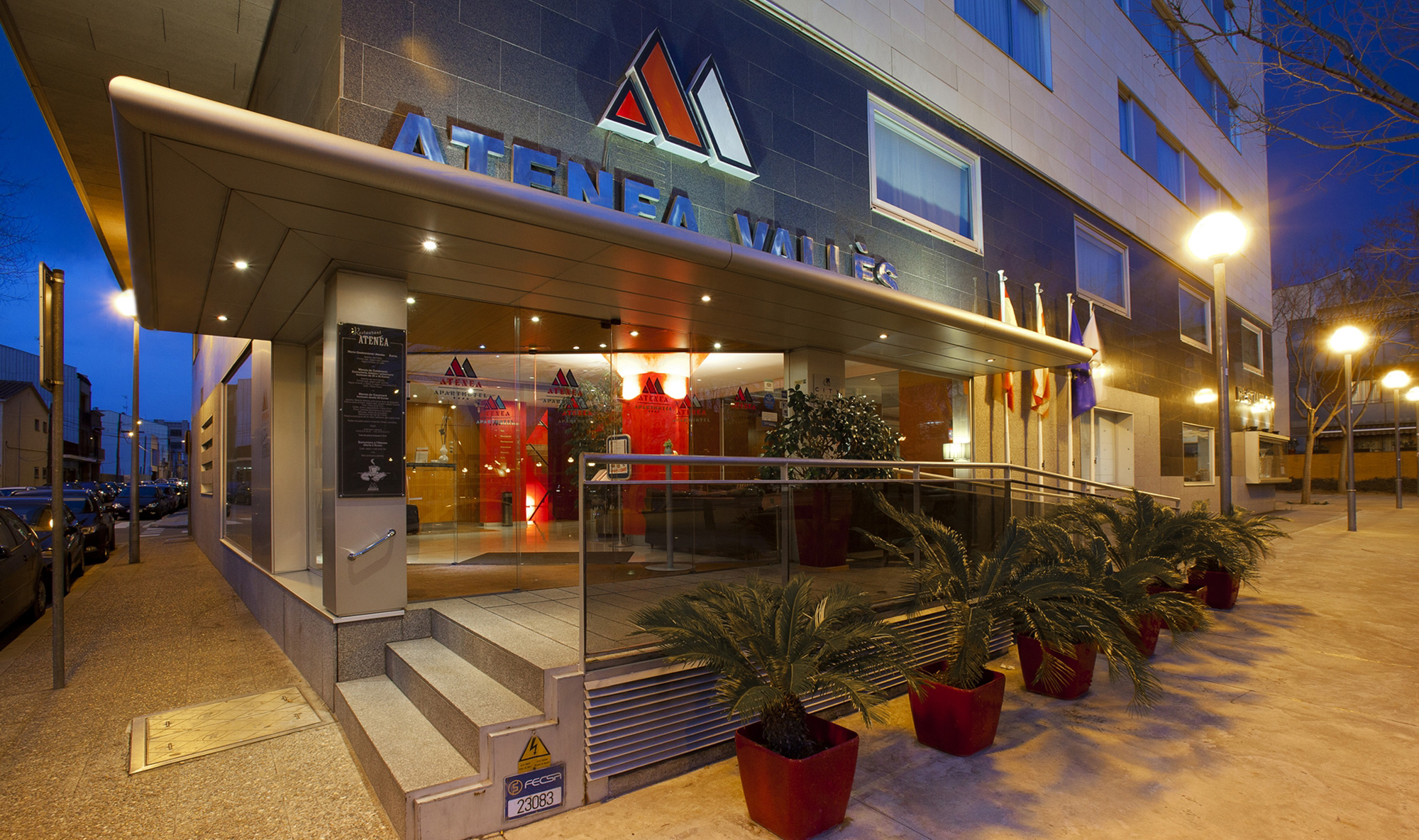 Aparthotel Atenea Valles * * * *
