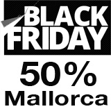 BLACK FRIDAY! ONLY TODAY BOOK WITH 50% DT FOR ALL 2015. HOTEL CAN PASTILLA
