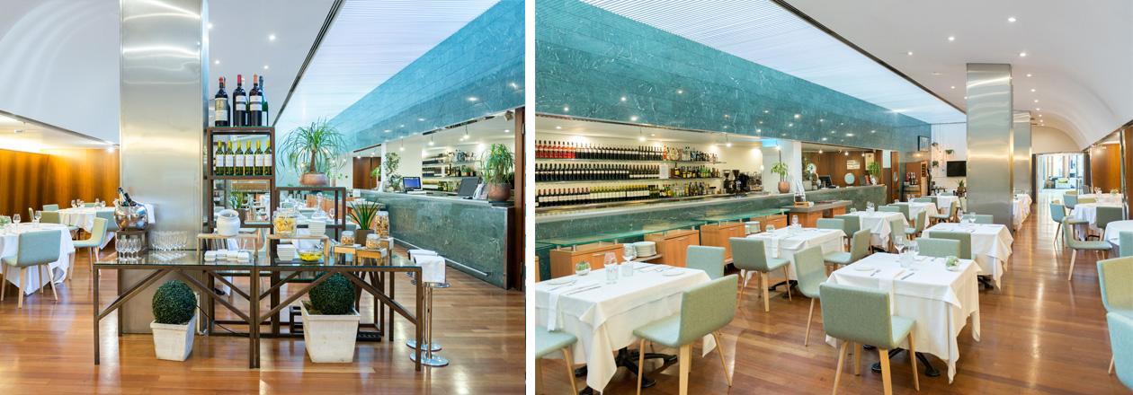 Restaurant Atenea Barcelona