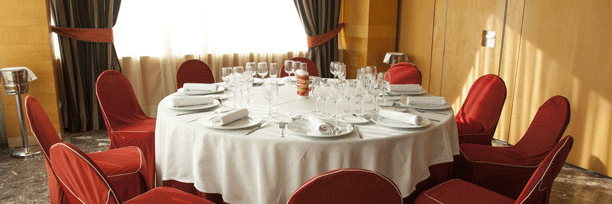 Menús de trabajo Hotel Condes de Urgel