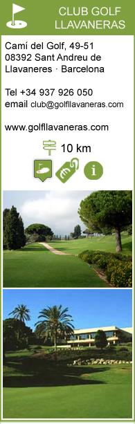 golf llavaneras
