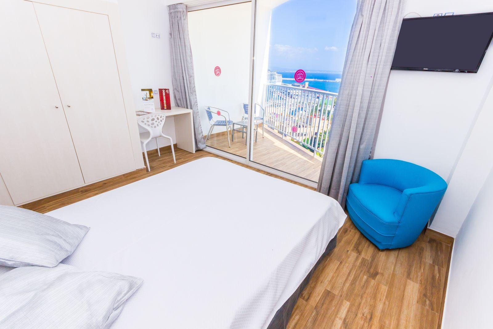 Hotel amic horizonte habitaciones vista mar for Habitacion de hotel bajo el mar