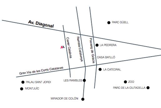 Localización Atenea Calabria