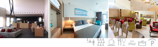 Servicios - Atenea Port - City Hotels Hispania