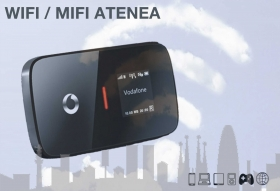 SPECIAL MIFI PACK AT ATENEA BARCELONA APARTHOTEL 4*