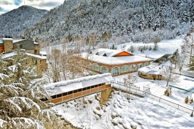SPECIAL 2 DAYS SKI PACKAGE - ACCOMMODATION IN HOTEL SANT GOTHARD